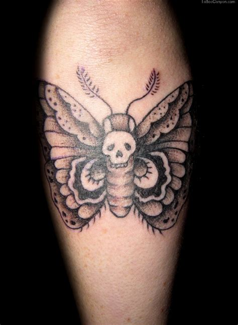 moth tattoo skull tattoos designs ideas and meaning tattoos for you