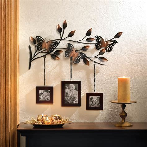 Wall Decorating by Butterfly Frames Wall Decor