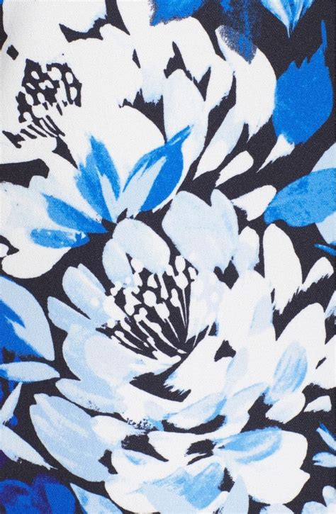 Blue Floral Boomber Printing 5144 best images about floral print and patterns on