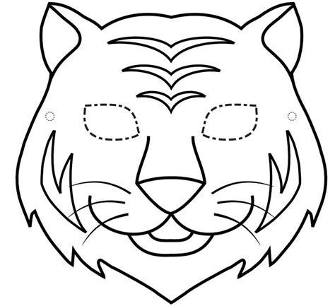 mascaras de carnaval para colorear contuspropiasmanos como hacer mascaras de animales todo manualidades