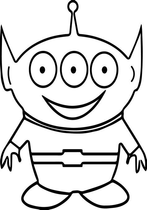 cute alien coloring pages www pixshark com images