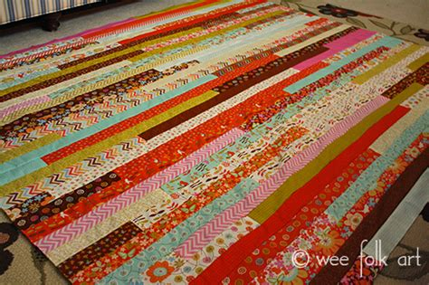 How Many Jelly Rolls For A King Size Quilt by Jelly Roll Race Quilt Changing The Quilt Size Determining Number Of Strips Wee Folk