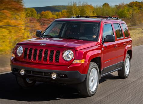 Jeep Patriot Consumer Reports Best Deals On Suvs March 2015 Consumer Reports