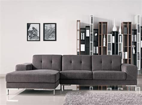 divani forli divani casa forli modern grey fabric sectional sofa w