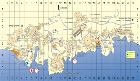 printable street map benidorm large los gigantes maps for free download and print high