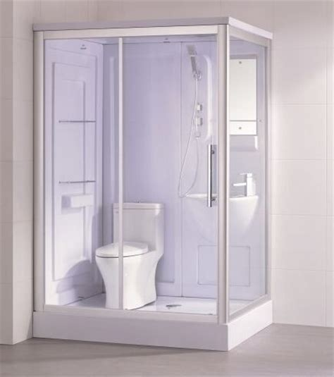 Modular Shower Units In Stock Sunzoom One Bathroom Modular Shower Room