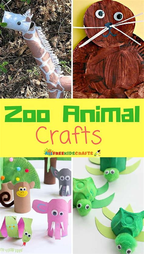 zoo animal crafts for the 189 best images about animal crafts for on