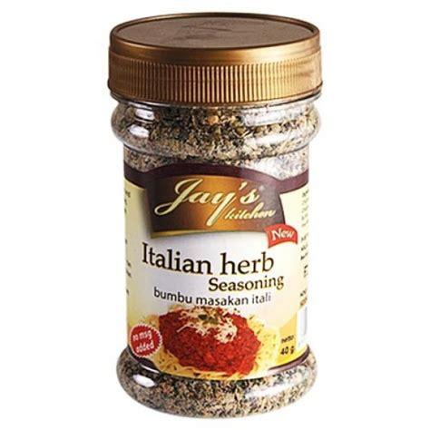 S Italian Herb Seasoning Bumbu Masakan Italia 40 G mamypoko l30