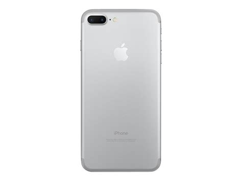 apple iphone   gb silver lte cellular  mobile