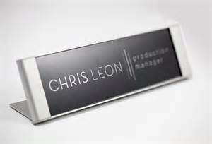 desk signs with changeable inserts interchangeable desk