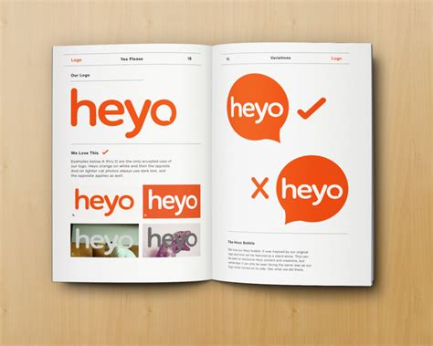 Design A Branding Style Guide Template For Consistent Brand Style Guide Template