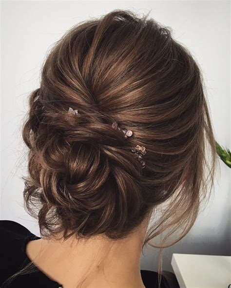 wedding hairstyles long brunette wedding hair inspiration ideas