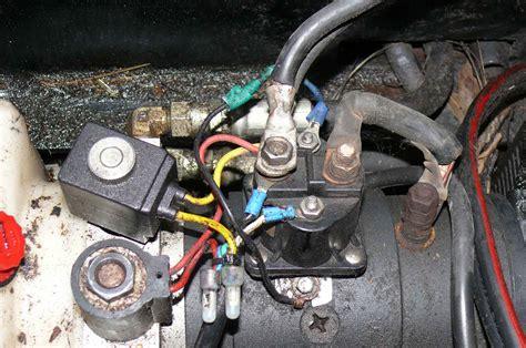 wiring diagram for pj dump trailer hydraulics wiring