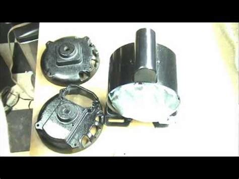 dc motor rebuild vote no on electric motor rebuild
