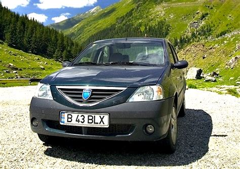 romania 2007 dacia logan s volume stable to