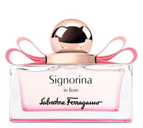 Parfum Original Salvatore Ferragamo Signorina In Fiore Edt 100ml signorina in fiore salvatore ferragamo perfume a new fragrance for 2017