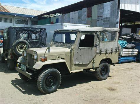 jeep mitsubishi mitsubishi jeep 2587017