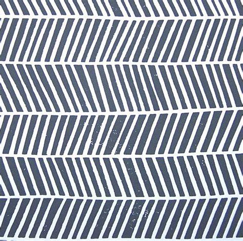 zig zag pattern print linocut print geometric pattern grey chevron zig zag
