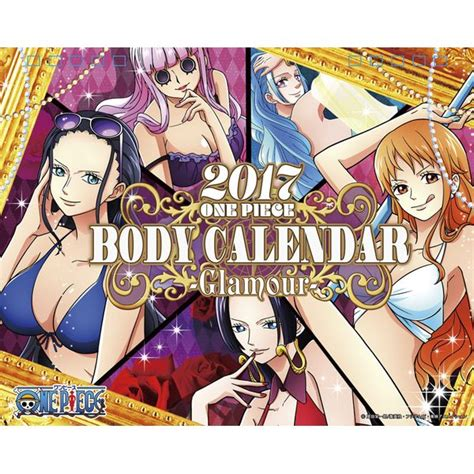 film one piece 2017 書籍 卓上 one piece body calendar glamour 2017年カレンダー cl 8