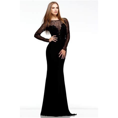 Dynamic Style Dress Black formal black dresses style
