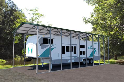 Rv Carports by Protecting Your Rv Which Is Better Rv Covers Or Rv Carports