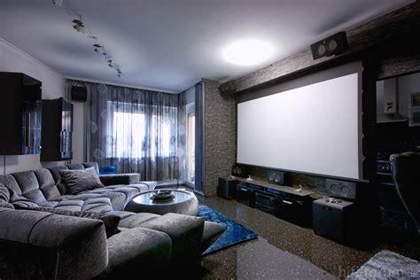 living room cinema