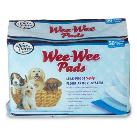 how to wee wee pad a wee wee pads revival animal health