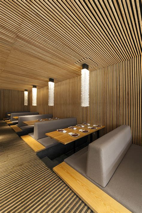 vestibulo en japones not a clich 233 kiga restaurant knstrct