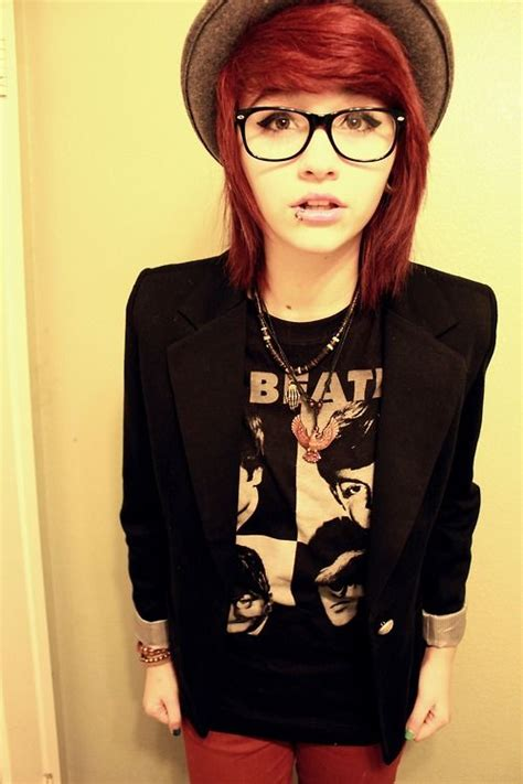 emo hairstyles with glasses 15 cute emo hairstyles for girls 2015 emo hairstyles