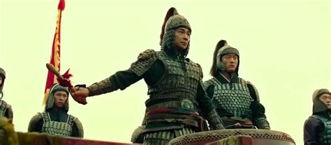 film perang asia god of war keteguhan sang jenderal melatih pasukan perang