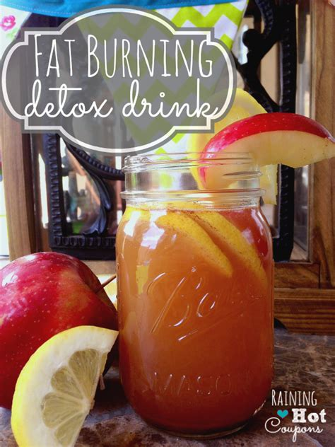 Detox Drink Recipes by Burning Detox Drink Recipe