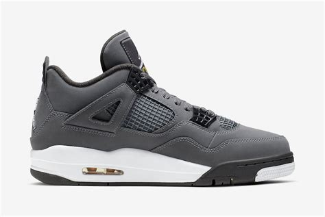 Air 4 Cool Grey Price by Air 4 Cool Grey 2019 308497 007 Release Date Sbd