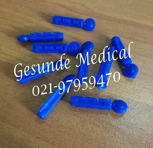 Diskon Blood Lancet Gea 28 G blood lancets avico 28g toko medis jual alat kesehatan