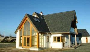 self builds portfolio the timber frame company uk