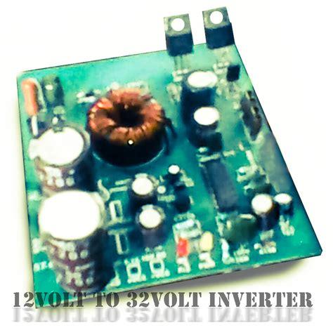 Kit Inventer 12 Volt To 18 Volt Ct Untuk Power Mobil 12 volt to 32 volt ct converter dc to dc power lifier
