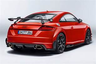 audi tt rs and r8 get new performance parts pictures