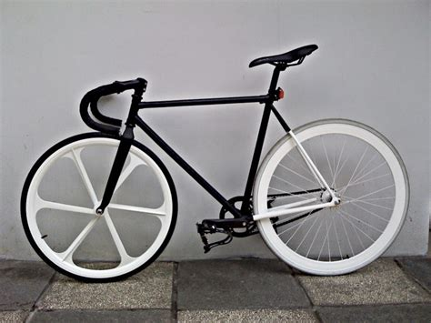 Crank Sepeda Fixie Warna masih tentang go green tips merakit sepeda fixie