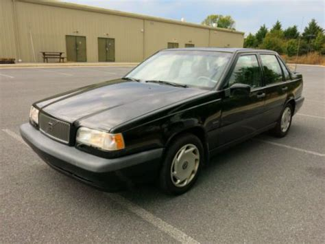 car owners manuals for sale 1996 volvo 850 seat position control sell used 1996 volvo 850 sedan manual transmission one owner excellent condition in ashburn