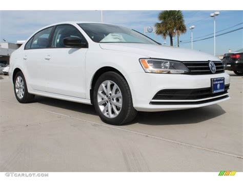 volkswagen sedan white 2015 pure white volkswagen jetta se sedan 98725363 photo
