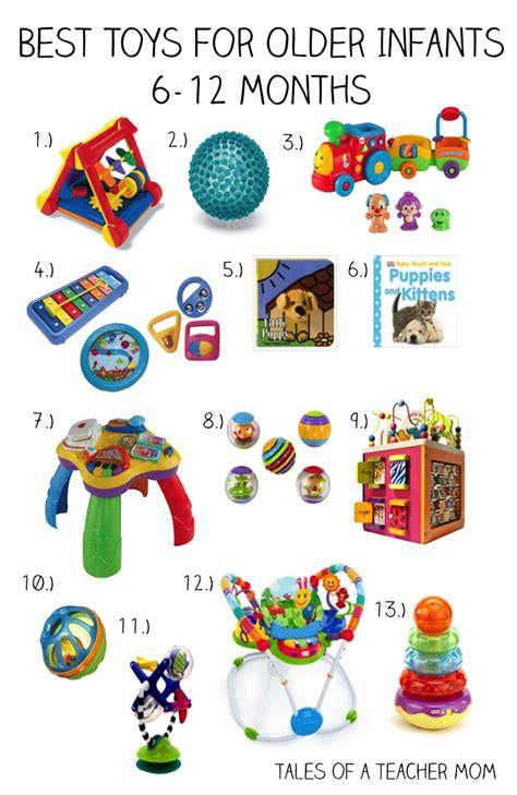best developmental toys for infants wow blog