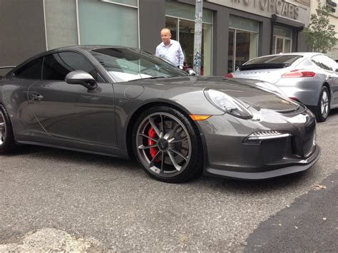 porsche gt3 grey agate grey 991 gt3 rennlist porsche discussion forums