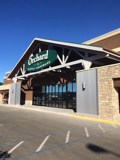 orchard supply hardware opening san diego county