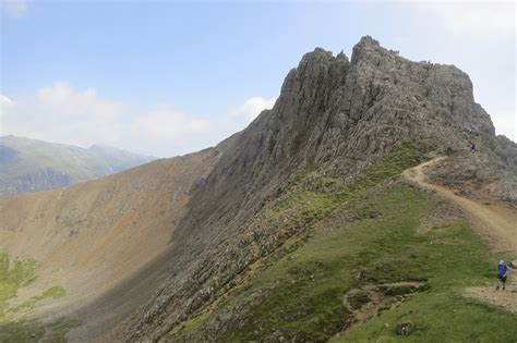 the hiking photographer mount snowdon walk via crib goch