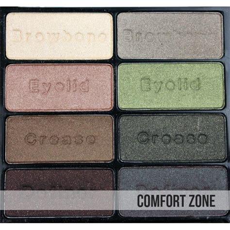 wet n wild color icon comfort zone wet n wild color icon paleta senčil