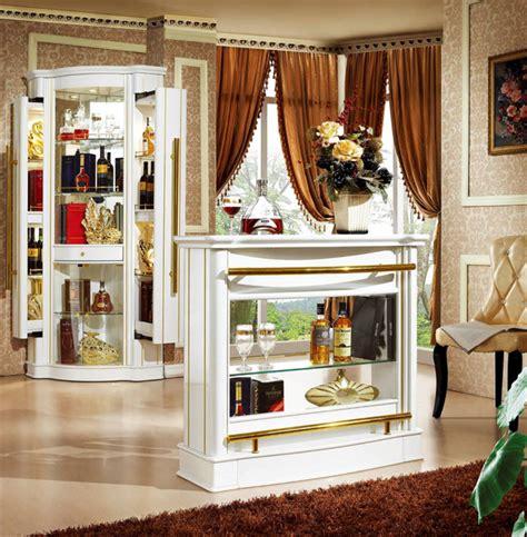 Wholesale Bar Counter Furniture Cheap Wooden Design Modern Wholesale Style Wood Mini Corner Design Home Bar