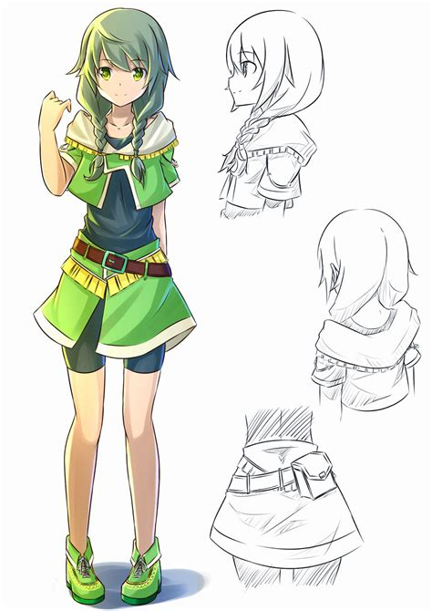 Anime Oc by Anime Oc Drawings Djanup 3bfd0f725fe9