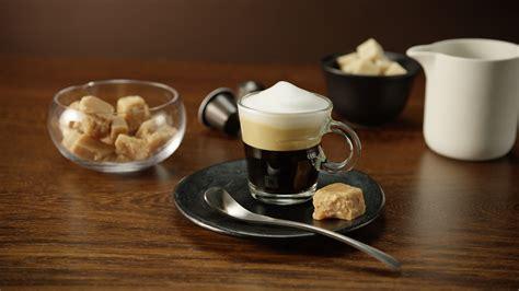 espresso macchiato espresso macchiato by nespresso nespresso recipes