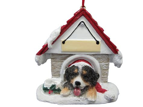 bernese mountain dog christmas decorations home
