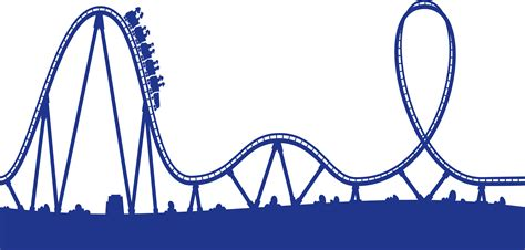 Free Roller Coaster Clipart Pictures Clipartix Roller Coaster Template