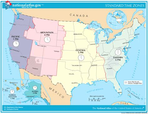 map of usa time zones printable file timezonesusa large png wikimedia commons